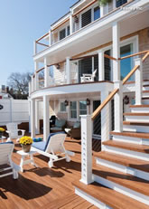 Cape Cod Bay Home Featured on Houzz